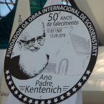 Mês de setembro chegou e com ele vem a celebração do Ano Pe. Kentenich