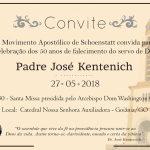 Celebração do Ano Pe. Kentenich ocorre na Catedral Metropolitana de Goiânia: Participe!