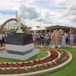 Benção e Inauguração da Praça São Miguel Arcanjo