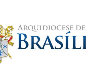 Nota Oficial da Arquidiocese de Brasília