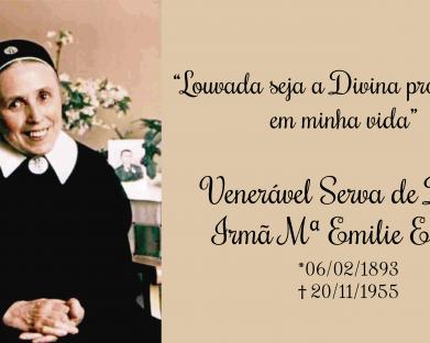 Há 126 anos nascia a Irmã M. Emilie Engel...