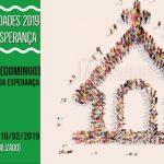 Inscrições para o encontro de abertura das atividades 2019 da Família Tabor da Esperança estão acabando