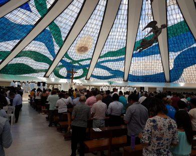 Santa Missa marca abertura do ano jubilar dos 60 anos da Arquidiocese de Brasília