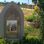 IV Estação – Jesus encontra sua aflita mãe
