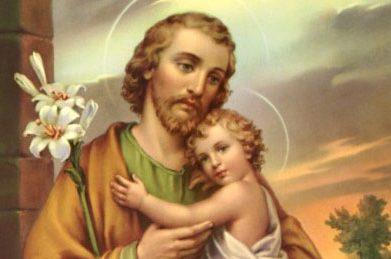 São José esposo da Mãe e Rainha