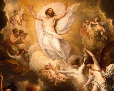 Reflexão para a Solenidade da Ascensão do Senhor