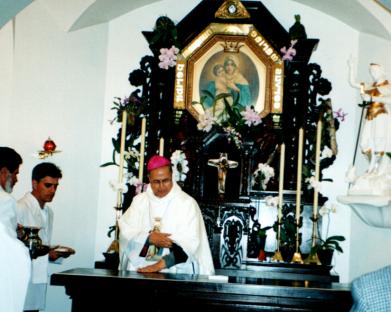 São Luís Gonzaga e o Santuário Tabor da Esperança