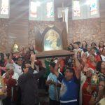 Concentração Diocesana da Campanha da Mãe Peregrina – Luziânia/GO