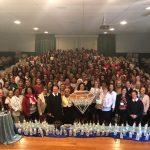 Liga das Mães no Santuário Tabor da Presença Permanente do Pai
