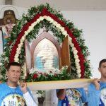 Fiéisde Planaltina peregrinam ao Santuário da Mãe Rainha