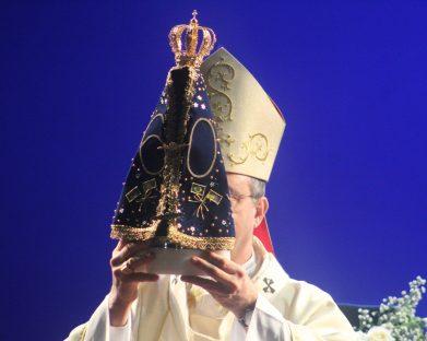 Nossa Senhora Aparecida, abençoa a Arquidiocese de Brasília