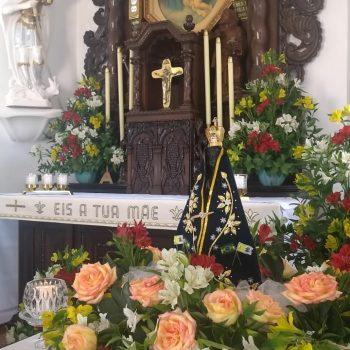 Santuário de Schoenstatt homenageia a Padroeira do Brasil