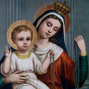 7 de outubro - Nossa Senhora do Rosário
