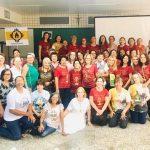 Encontro da Liga de Mães de Anápolis, Goianápolis e Goiânia