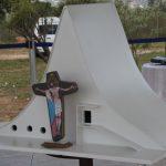 Catedral Militar Rainha da Paz comemora seu Jubileu de Prata