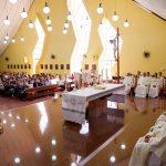 Catedral Militar Rainha da Paz comemora seu Jubileu Prata