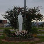 Inauguração da estátua da Imaculada no Santuário Tabor da Esperança