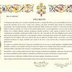Papa concede indulgência plenária para o Jubileu da Catedral Militar