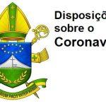 Ordinariado Militar publica decreto tratando de medidas de contenção ao coronavírus