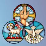 A Igreja reunida pela unidade da Santíssima Trindade