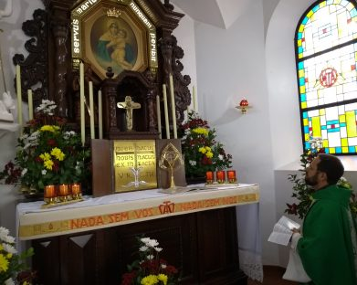Sacerdote, expressão do amor de Deus