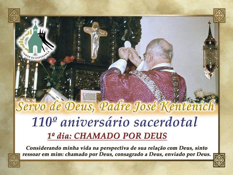 110º aniversário sacerdotal do Servo de Deus Padre José Kentenich - 1º dia