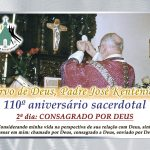 110º Aniversário Sacerdotal do Servo de Deus Padre José Kentenich – 2° dia