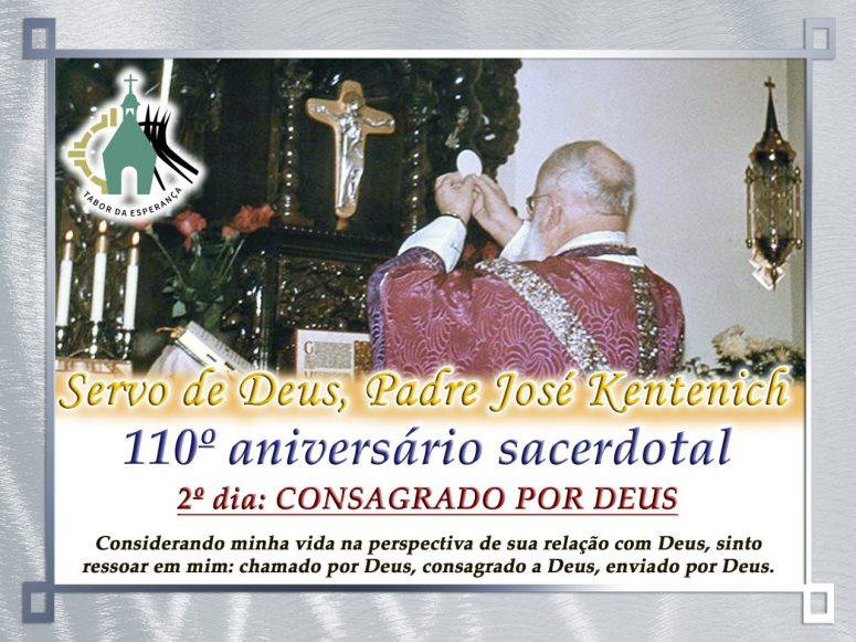 110º Aniversário Sacerdotal do Servo de Deus Padre José Kentenich - 2° dia