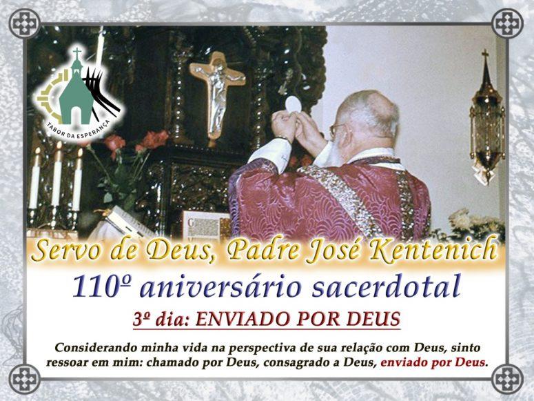 110º Aniversário Sacerdotal do Servo de Deus Padre José Kentenich - 3° dia