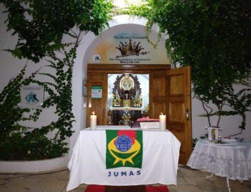 Novas Alianças de Amor do JUMAS do Santuário Tabor da Esperança