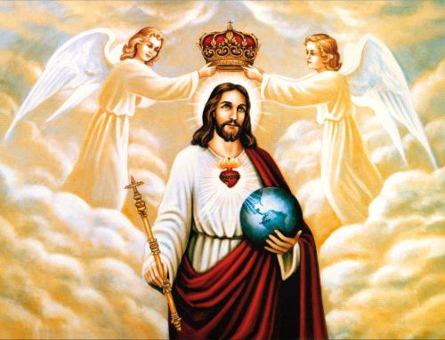 Solenidade de Nosso Senhor Jesus Cristo Rei do Universo