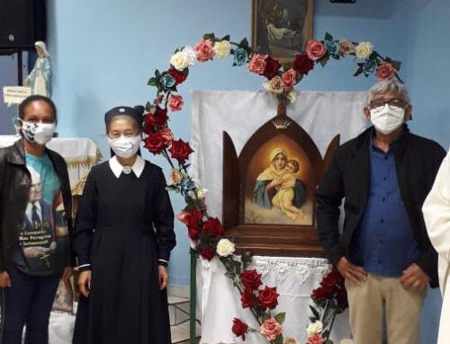 Vicariato Leste: 31 dias com a Mãe Peregrina