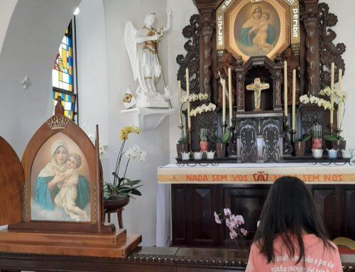 O que significou para os coordenadores e missionários da Mãe Peregrina, selar a Aliança de Amor