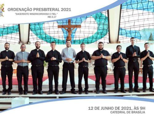 Ordenação Presbiteral na Arquidiocese de Brasília