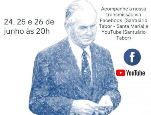 Tríduo do 36° aniversário de morte de João Pozzobon