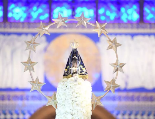 """Festa de Nossa Senhora Aparecida – """"Com Maria, somos povo de Deus, unido pela aliança""""."""