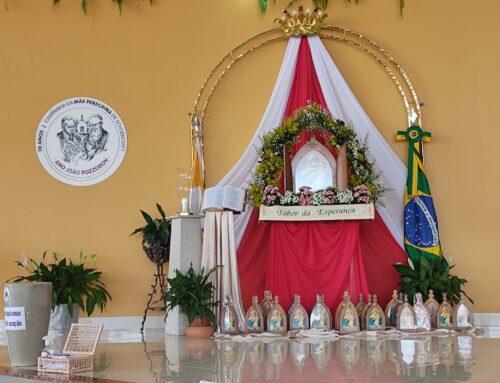Encerramento do Ano Pozzobon e Aniversário da Campanha da Mãe Peregrina no Santuário Tabor da Esperança – Brasília/DF