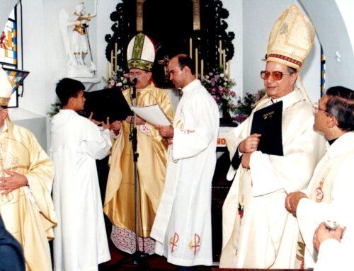 Cardeal Dom José Freire Falcão e o Santuário Tabor da Esperança